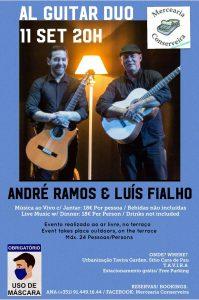 ANDRÉ FRAMOS & LUÍS FIALHO