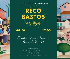 ENTUSIASTA CATERING & EVENTS SAMBA & BOSSA NOVA with ROCO BASTOS_9_10