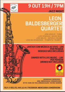 LEON BALDESBURGER QUARTET 9_10